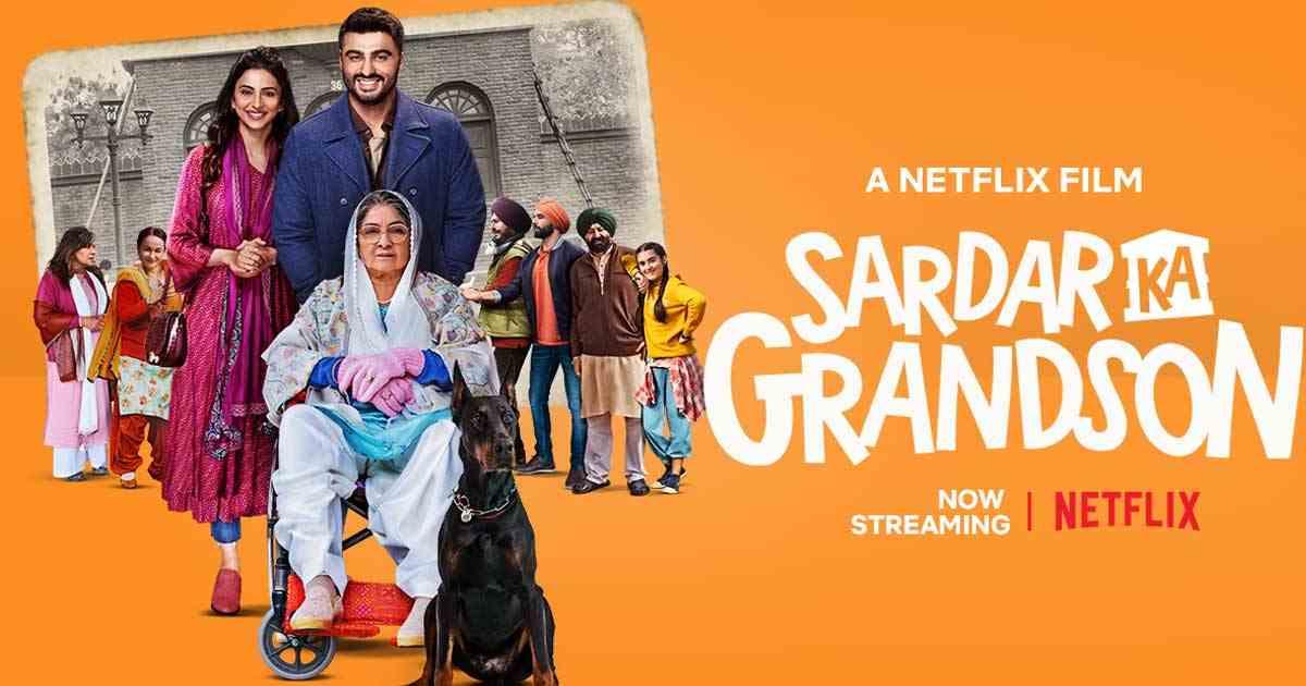 Sardar Ka Grandson Full Movie Download Leaked By Filmywap 9xmovies | RitzyStar